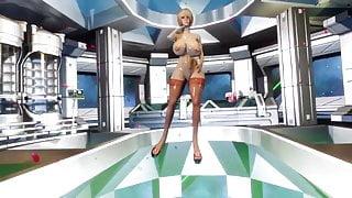 Skyrim R18 - dance New Thang