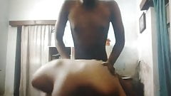 Indian gf in horny and bf fuck hard