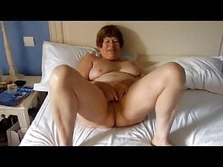 Girls being fucked til they cry - Mature exhibitionist wife masturbating then being fucked