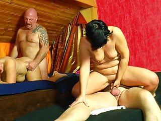 Muschi Movie Swinger Club Report