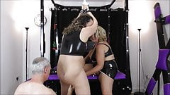 Destroyed by the Creampies with Eva Jayne