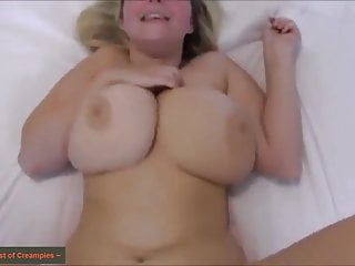 Injected with liquid in pussy Cum injection for a horny chubby blonde pussy, from hamburg