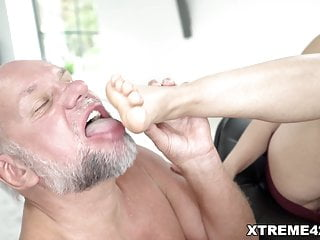 Fresh pussy tgp Fresh pussy filled with grandpa dick