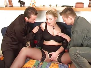 Big tits group sex Milf with big tits love group sex