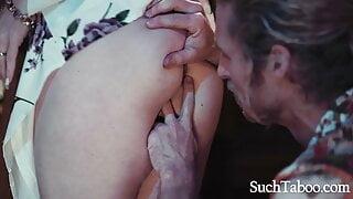 Maniac Stalks Her Rescuer And Blackmails Him - Siouxsie Q