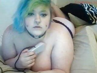 Huge tit goth Huge breasts goth webcam user vampvara