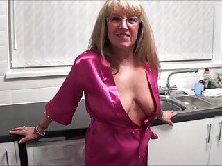Free full strip video - Full back knickers kitchen strip 2