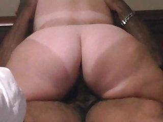 Brunette butt riding dick Perfect ass riding dick lawwd