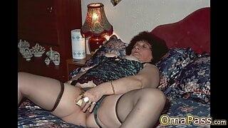 OmaPasS – Granny Sexual Content Compilation