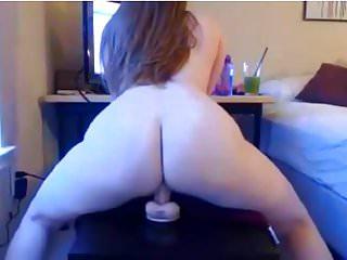 Puerto rican women sex nude photos - Se folla al reves dildo mientras mira porno.mp4