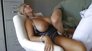 My lucky Secretary Fucked Me While In The Office
