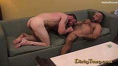 Alessio Romero and Sergeant Miles (DT)
