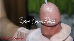 Ruined Orgasm Blowjob