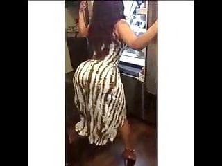 Boob drag dress heel james skirt Dress skirt twerk part 2