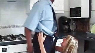Jenny Loveitt - British Interracial Anal Hardcore With Omar