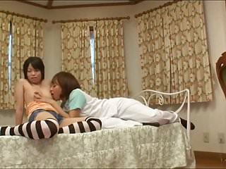 Gay general desade - Three generation japanese lesbians 1