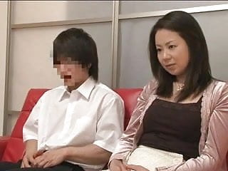 Over powering sexual temptations Japanese mother temptation 3