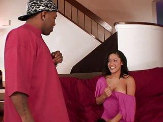 Nylon porn nails Black stud with a huge schlong nails a hot brunette