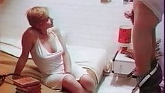 Women and boy masturbation (mutual masturbation)