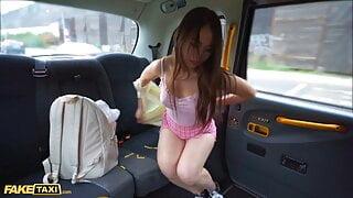 Fake Taxi, Asian Yiming, Curiosity Sucks Cock