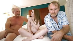 Father fucks on camera with a friend 2