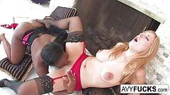 Avy Scott Loves Aryana Starr