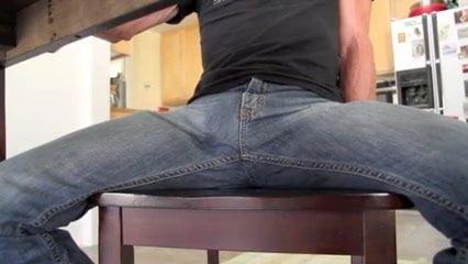 Porn cum on jeans 🥇Jeans Porn