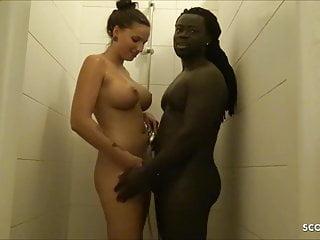 Nude anjelina jolee German jolee love fuck with huge black before her friend