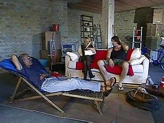 Wife fuck 2 guys Italian mature federica -fucks 2 guys