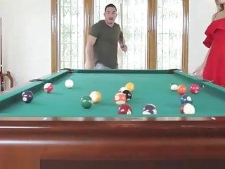 Full babysitting cream sex games Sloan harper in cream game of billiards