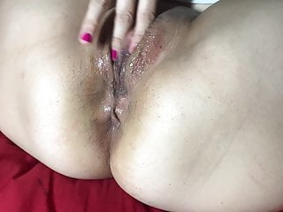 Home things for ass play - Buttplug and pussy play at home
