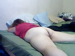 Suprise cum in pussy - Mature bbw getting a fantasy suprise doggystyle fucking