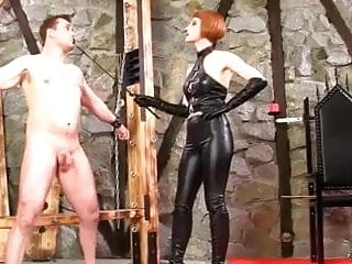 Sex with no ovaries - Caning with no mercy