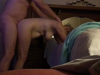 Huge hangin sagging tits Hangin tits