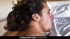 Latino Fanboy Sucks A Cameramans Cock