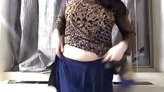 Indian Saree Undress Striptease