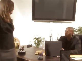 Secretary fucking boss Secretary fucking her black boss