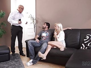 Watch people have hot sex - Daddy4k. blonde cutie wants to have hot sex with experience