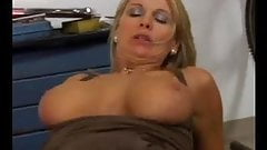SEXY MOM n76 blonde mature with sexy body