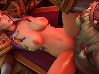 World of warcraft erotic guild - Jaina proudmoore gangbanged world of warcraft
