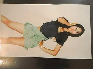 Tae kwon hoe porn Yuri kwon snsd green skirt