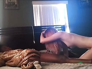 Multiple orgasm screaming - Amateur hot college blonde interracial multiple orgasm
