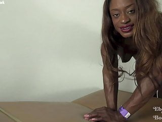 Ebony muscle girls fuck guys - Sexy ebony muscle ashley starr
