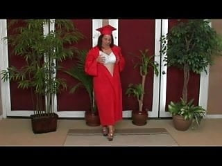 Tanya schafer nude - Big tit hairy bbw tanya graduates with honors