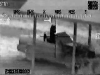 Helicopter pilot having sex - Little nightvision fuck with one helicopter in irak