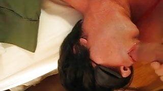 Cock-Sucking Crossdresser
