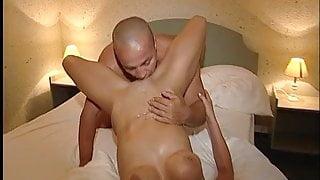 Rico + Mandy, heimliches Treffen im Hotel in Halle - Vintage