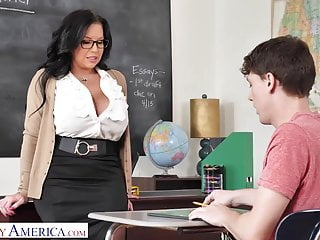 Bode millers cock size - Naughty america - professor miller teaches student how to fu