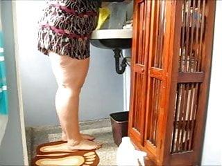 Butt voyeurism Butt buttcleaning lady - negrofloripa
