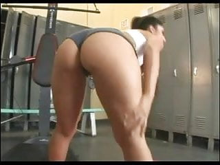 Clare fonda luscious lopez spank Luscious lopez gettin butt-workout